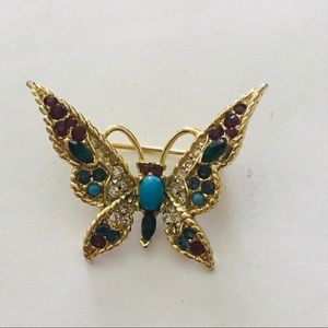 Vintage Butterfly 🦋 pin